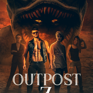 Outpost 7 a Gamelit LitRPG dungeon core adventure: Book Two Dark Exchange