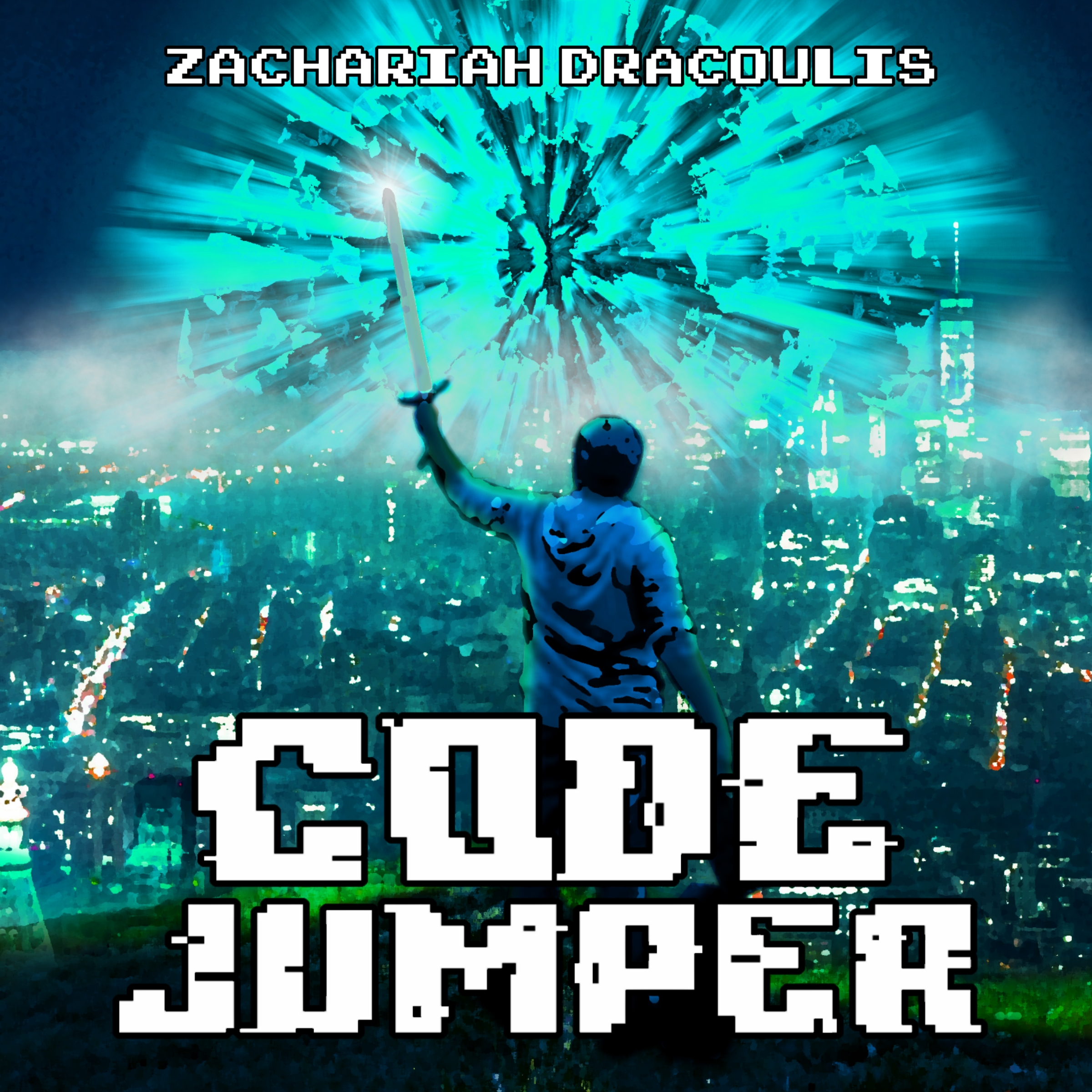 Code Jumper: A GameLit Novel