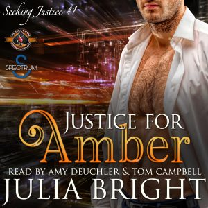 Justice for Amber audiobook