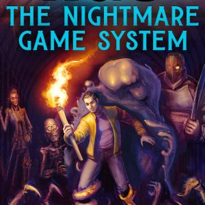 The Nightmare Game System ebook cover