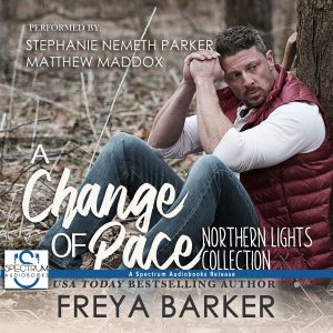 A Change of Pace audiobook