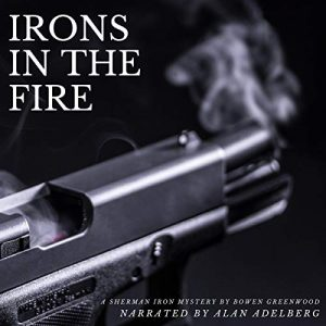 Irons In the Fire audiobook cover